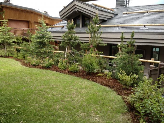 Am nagement de parcs et jardins albertville moutiers et for Amenagement jardin savoie